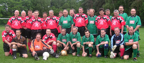 Traditionsmannschaft 2006